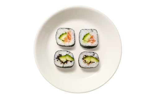 Teema Mini Serving 3PC Set in White design by Kaj Franck for Iittala