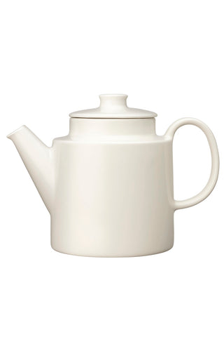 Teema Teapot in White design by Kaj Franck for Iittala