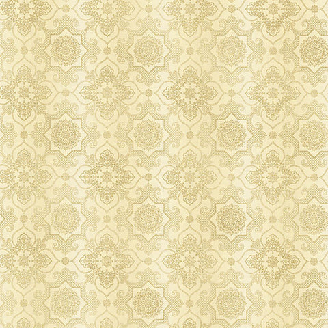 Tendilla Beige Lattice Wallpaper from the Alhambra Collection by Brewster Home Fashions