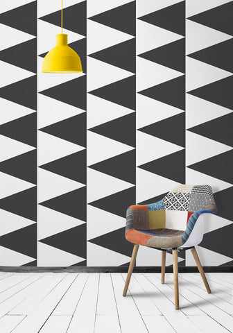 Terminal Wallpaper by Ingrid + Mika for Milton & King
