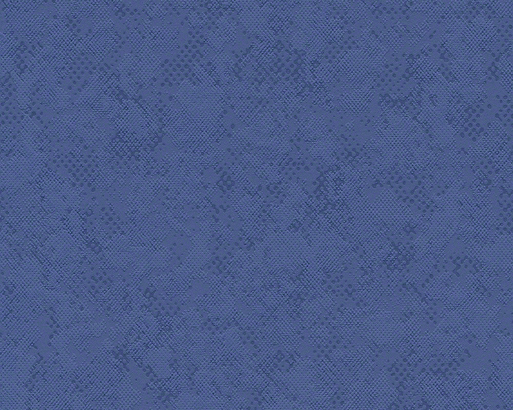 Sample of Texture Effect Wallpaper in Blue design by BD Wall