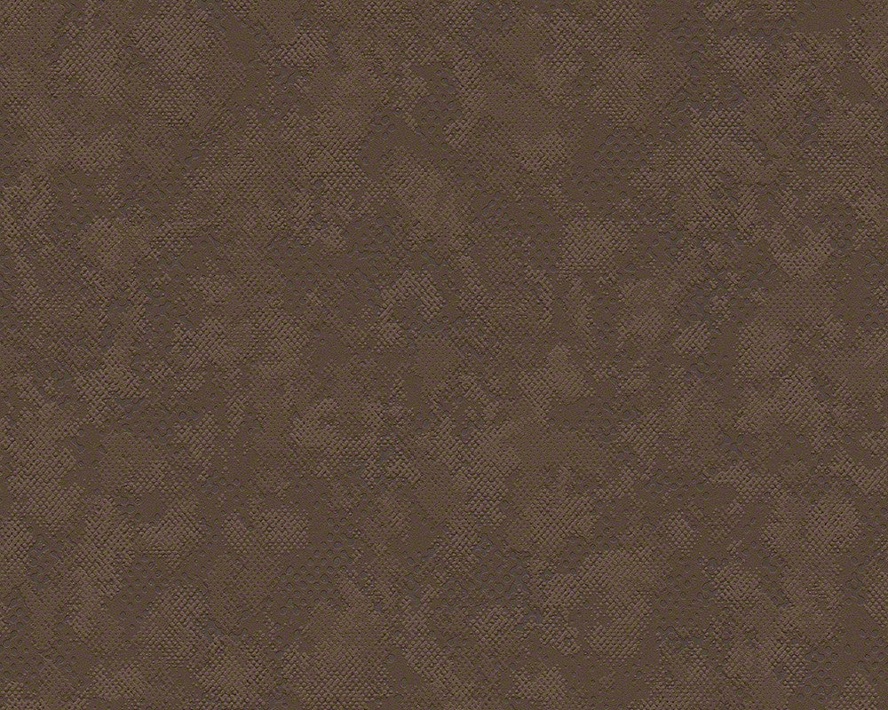 Sample of Texture Effect Wallpaper in Brown design by BD Wall