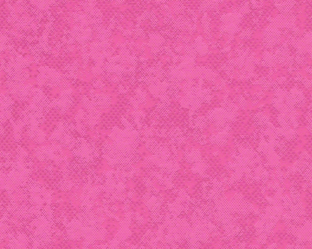 Texture Effect Wallpaper In Pink Design By Bd Wall Burke
