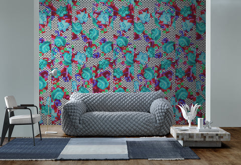 Thammada Wallpaper by Paola Navone for NLXL Lab