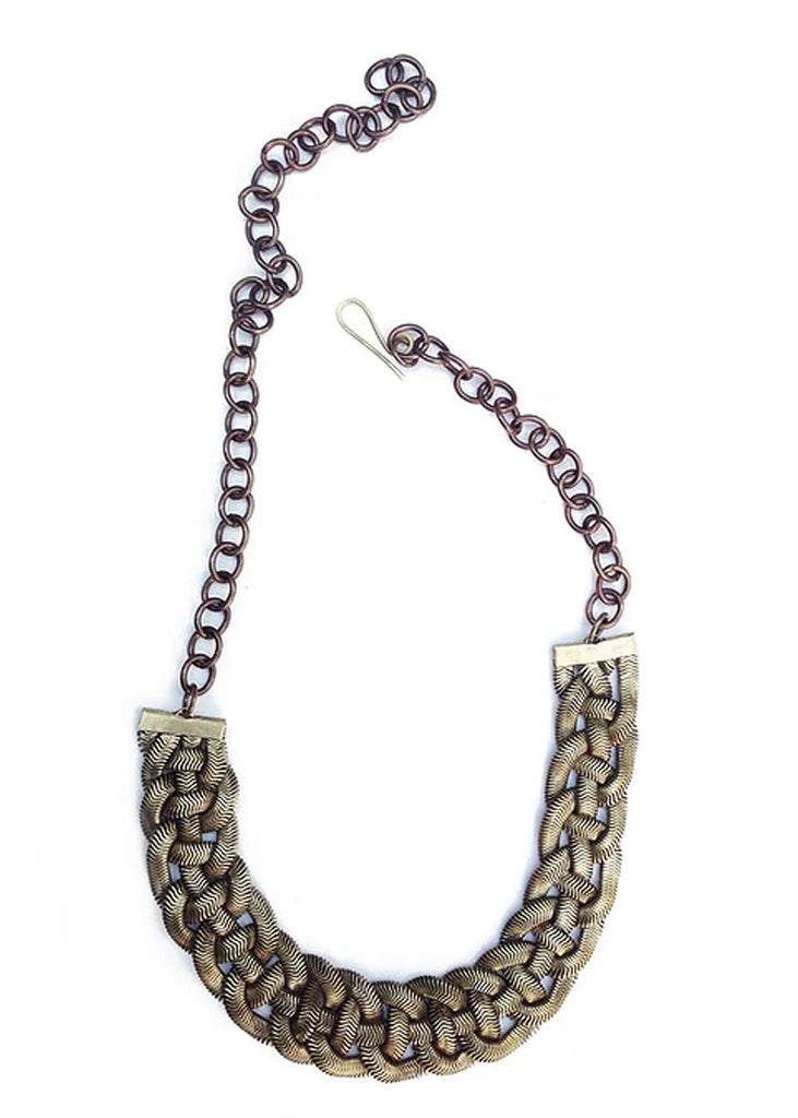 The Collar Necklace design by WATERSANDSTONE