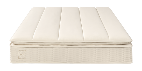 The Keetsa Pillow Plus Mattress