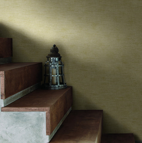 The Printery Wallpaper in Beiges from Industrial Interiors II by Ronald Redding for York Wallcoverings