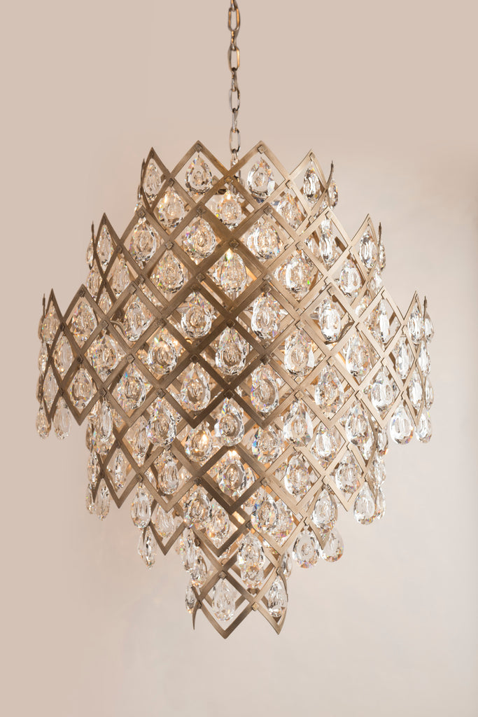 Tiara Pendant by Corbett Lighting