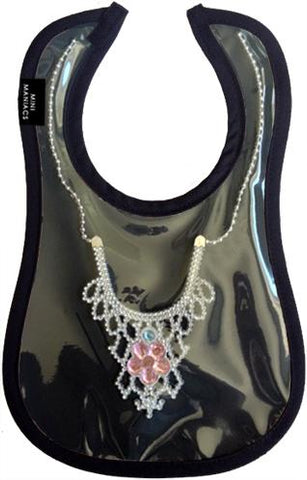 Tiffany Baby Bib by Mini Maniacs