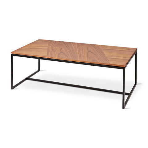 Tobias Rectangle Coffee Table design by Gus Modern