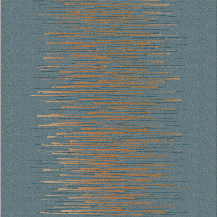 Tornado Stripe Wallpaper in Teal from the Exclusives Collection by Graham & Brown