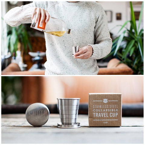 Canoe Travel Cup design by Izola