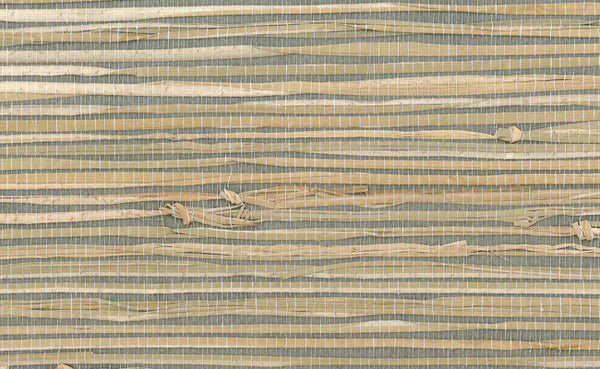 3d2ddfdead640 Triangle Grass Wallpaper in Browns and Greens design by Seabrook ...