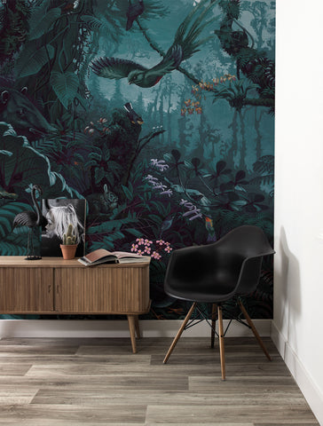 Tropical Landscapes 711 Wall Mural by KEK Amsterdam