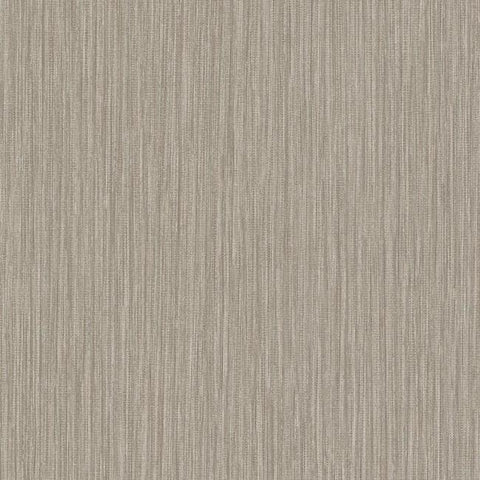 Tuck Stripe Wallpaper in Grey from the Terrain Collection by Candice Olson for York Wallcoverings
