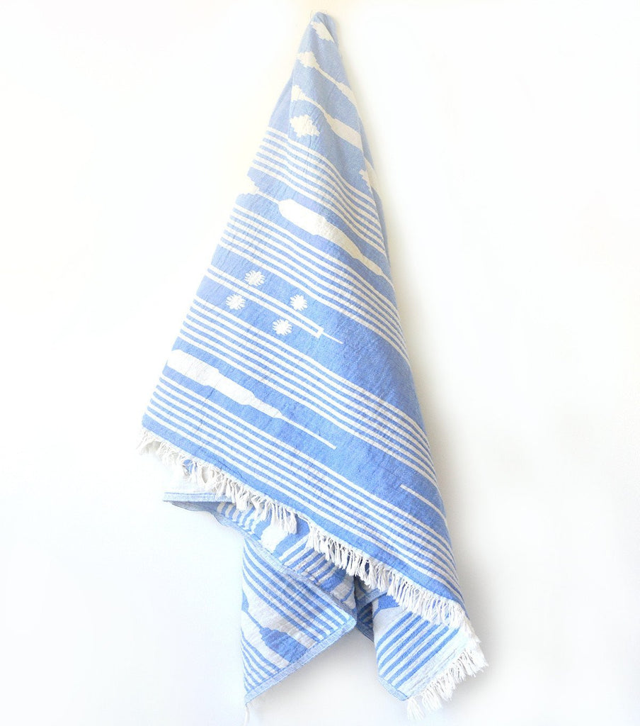 Arrow Towel in Various Colors design by Turkish-T