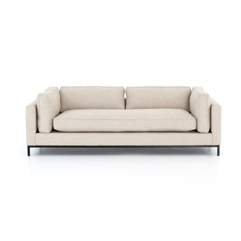 Grammercy Sofa 92 In Oak Sand