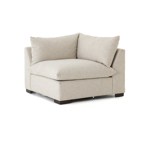 Grant Sectional Corner in Oatmeal