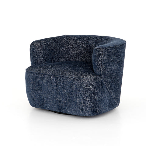Mila Swivel Chair in Various Colors
