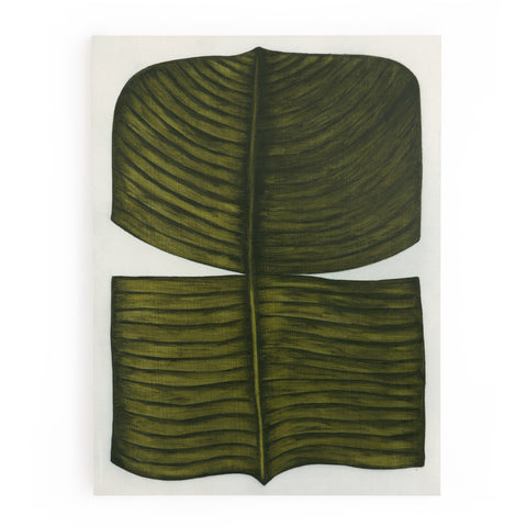 Ficus Elastica by Marianne Hendriks Wall Art