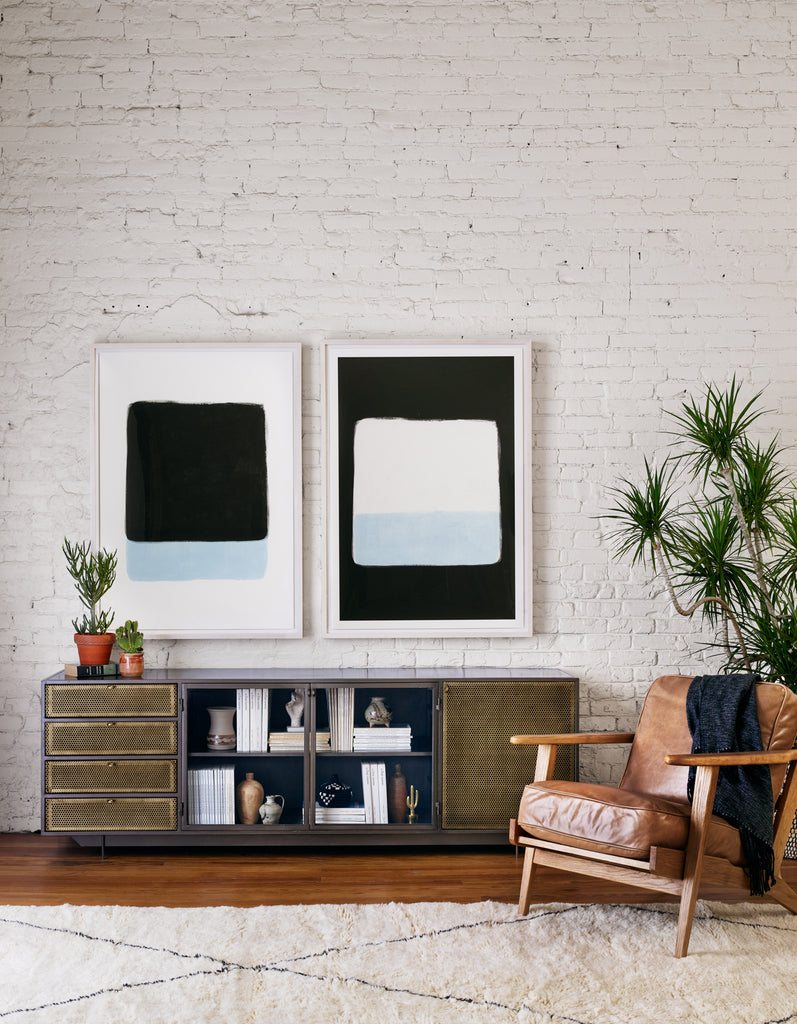 Beach by Jess Engle Wall Art