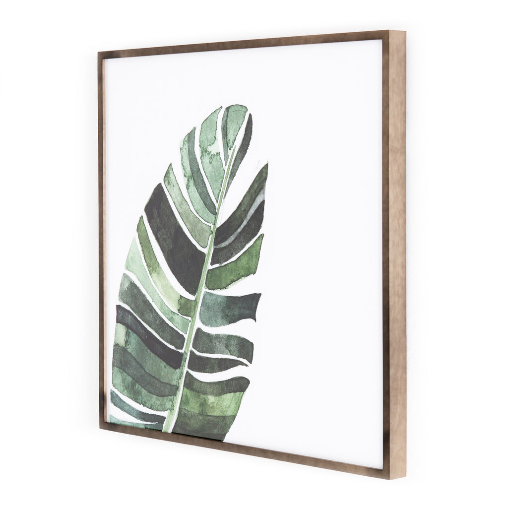 Banana Leaf by Jess Engle Wall Art design by BD Studio