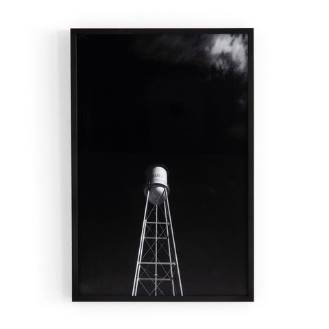 Marfa Water Tower Wall Art