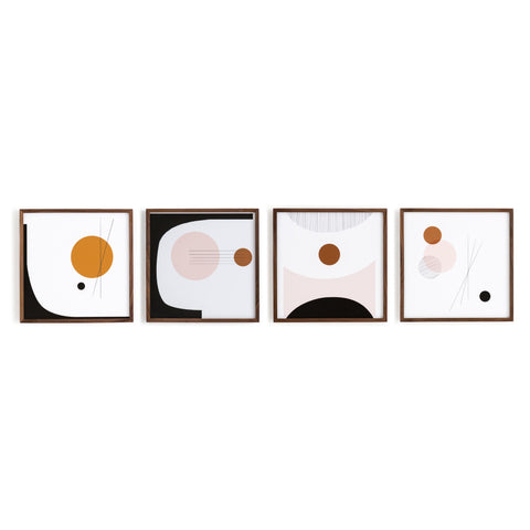 Natural Forces Wall Art Set by Jess Engle