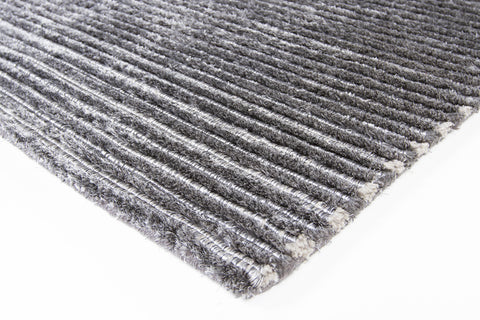 Ulrika Collection Hand-Woven Area Rug in Grey design by Chandra rugs