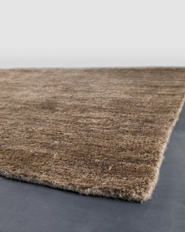 Urbana Collection Hand-Woven Area Rug in Light Brown design by Chandra rugs