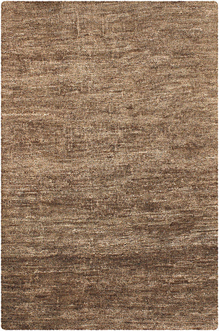 Urbana Collection Hand-Woven Area Rug in Light Brown