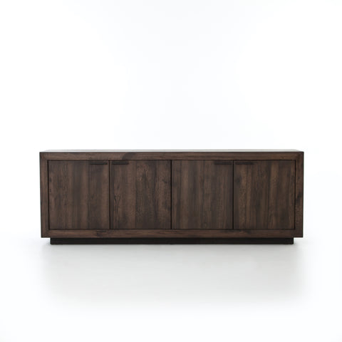 Couric 4 Door Sideboard in Grey Oak