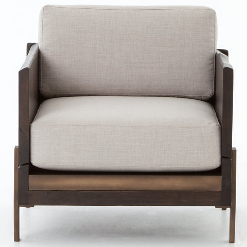 Woodrow Armchair in Bennett Moon by BD Studio