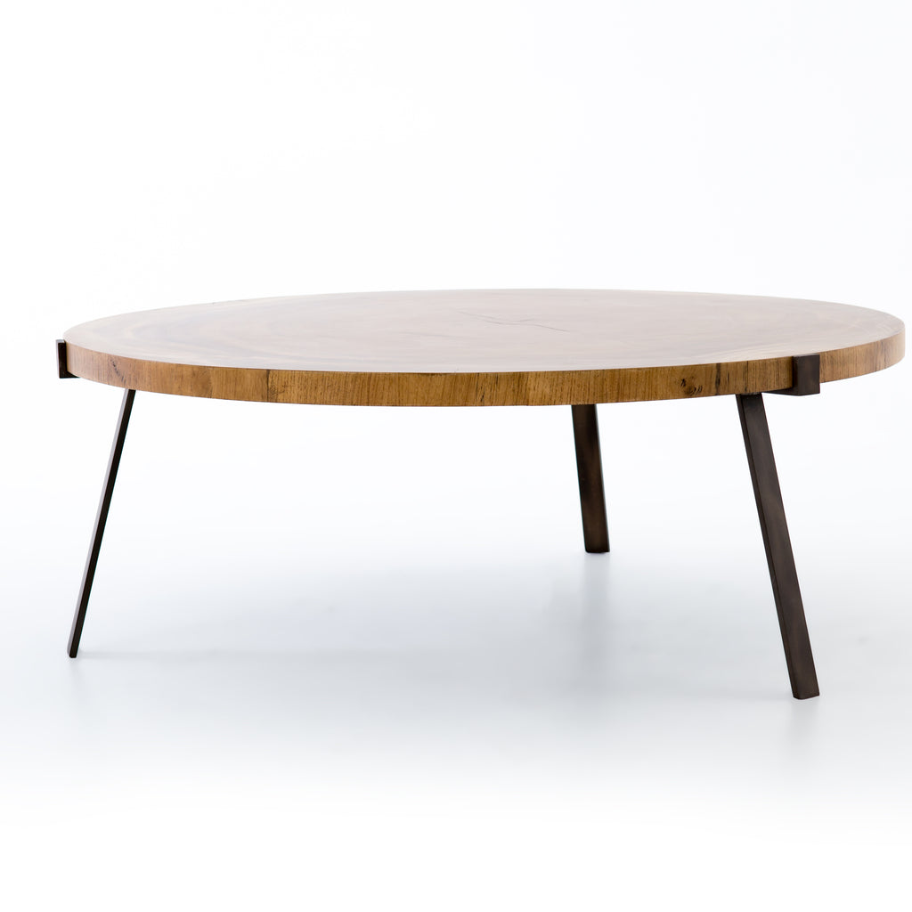 Exeter Coffee Table in Blonde