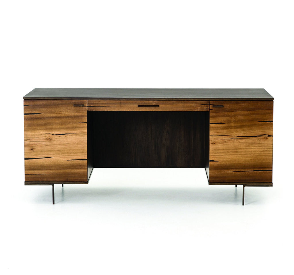 Cuzco Desk in Natural Yukas by BD Studio