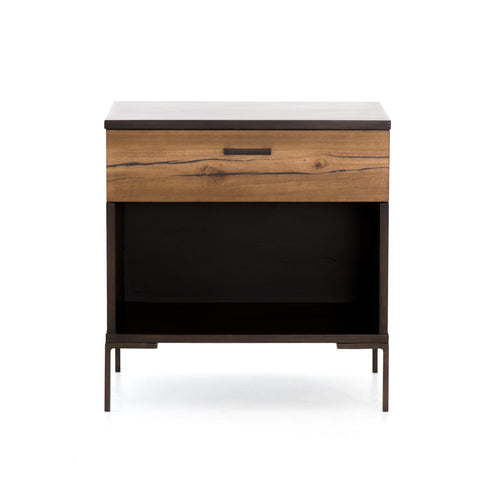 Cuzco Nightstand in Natural Yukas by BD Studio