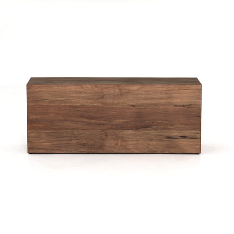Covell Sectional End Table in Spalted Alder by BD Studio