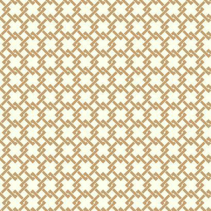 Unison Geometric Wallpaper in Gold by Ashford House for York Wallcoverings