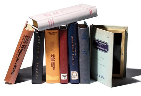 Book Box - Fiberglas Plastics