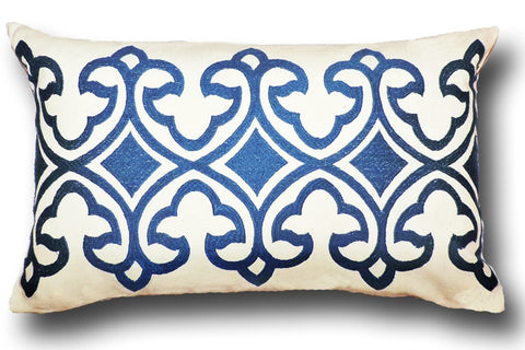 Shah Pillow design by 5 Surry Lane