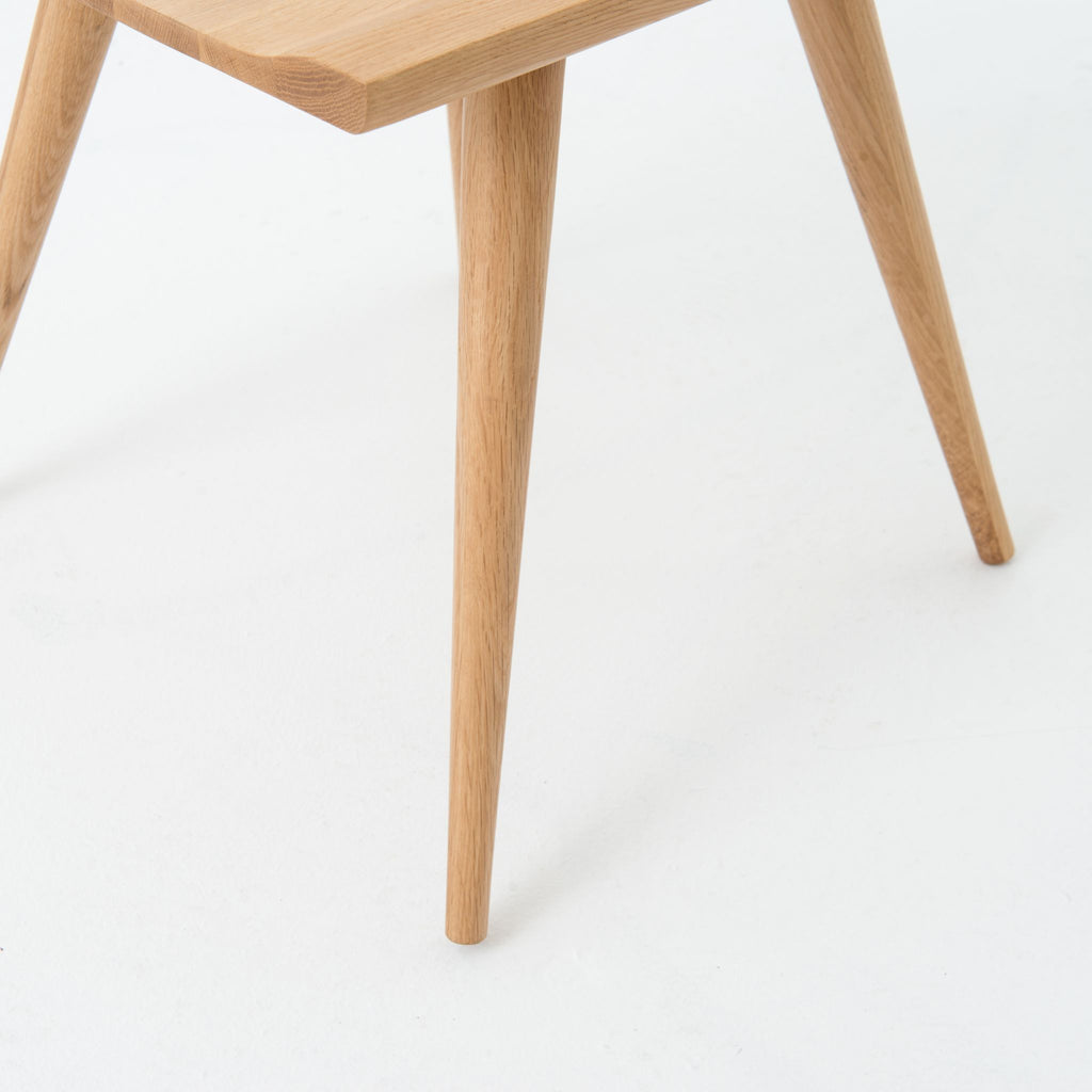 Ripley Dining Chair in Sandy Oak by BD Studio