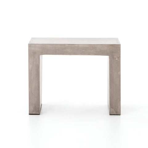 Parish Side Table in Dark Grey