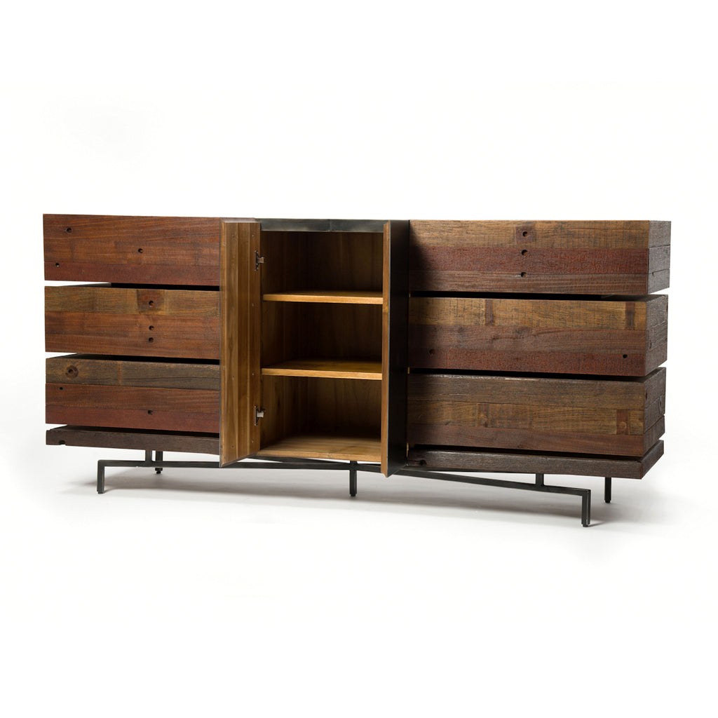 Morrisey Dresser In Natural Peroba