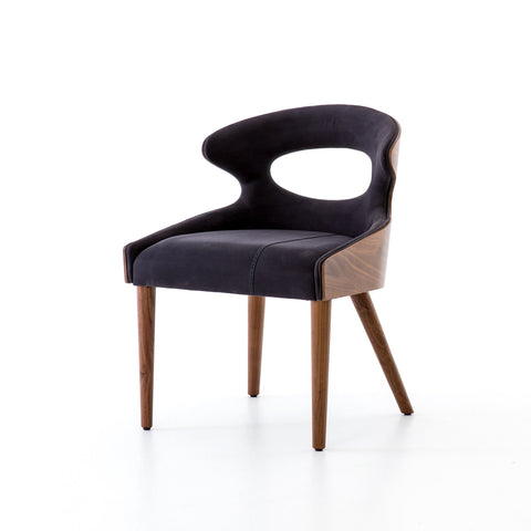 Tatiana Dining Chair in Aged Oak