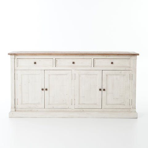 Cintra Sideboard in Limestone White by BD Studio