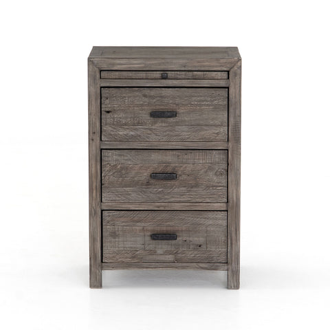Caminito Nightstand in Various Finishes by BD Studio