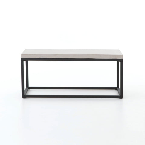 Maximus Coffee Table in Black by BD Studio