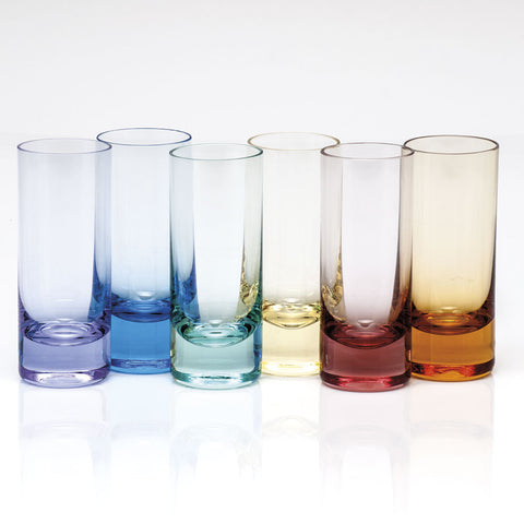 Set of 6 Vodka Glasses design by Moser