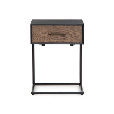 August C Shaped Nightstand by BD Studio