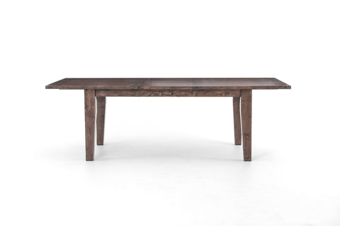 Irish Coast Extension Dining Table in Sundried Ash by BD Studio